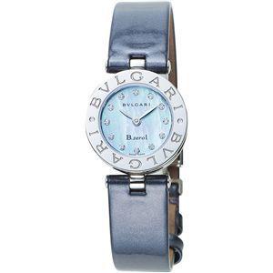 new concept da0f7 c74d2 BVLGARI ブルガリ 腕時計 ビーゼロワングレーパールBZ22BSL/12-M ...